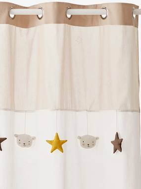 Bedding & Decor-Curtain, Dreamin' of Stars Theme