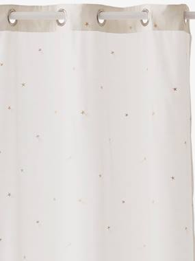 Vertbaudet Sale-Curtain, Shooting Stars Theme