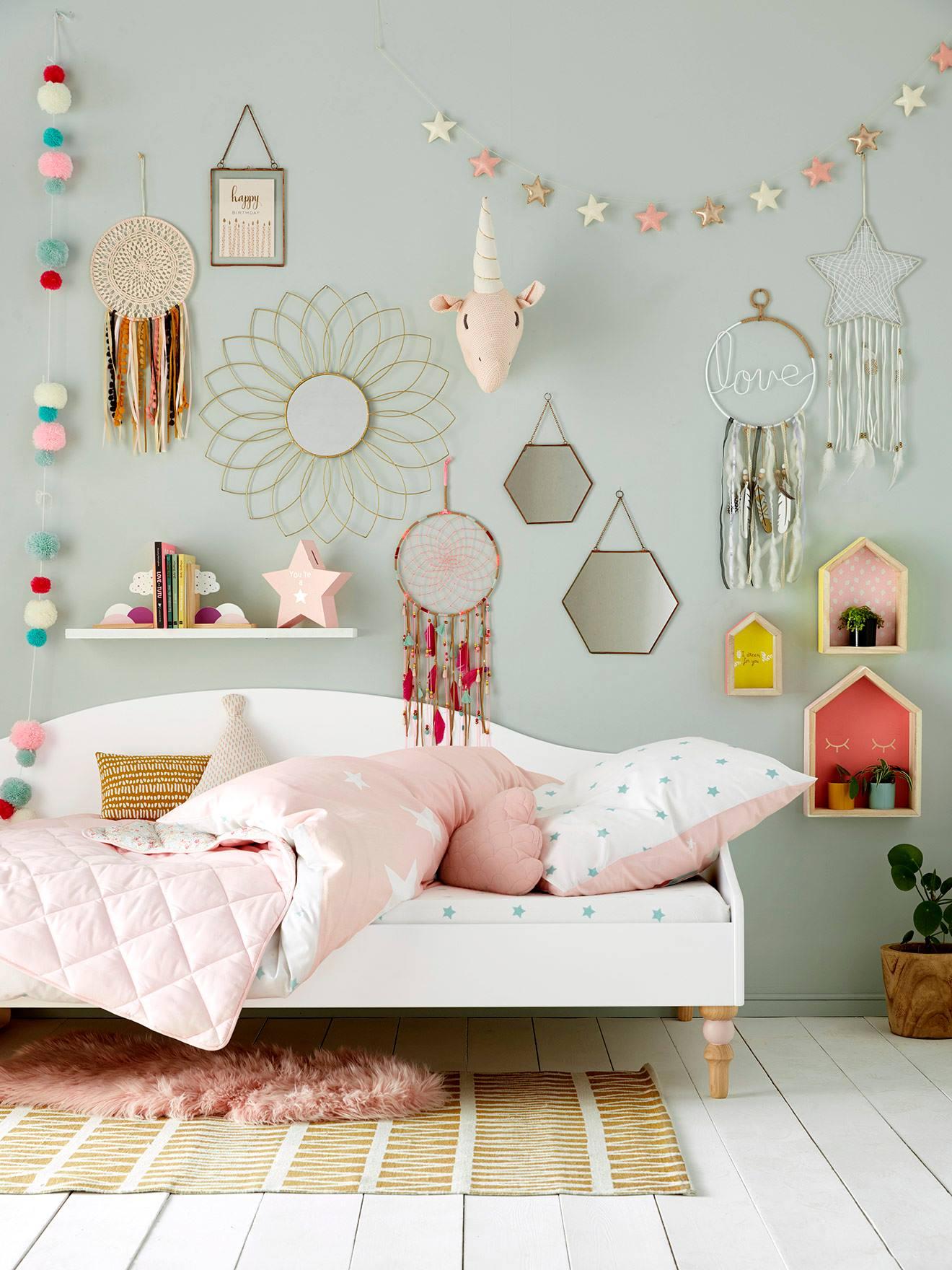 pink kitchen decorating ideas.htm children s star garland pink  bedding   decor  children s star garland pink  bedding