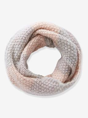 Vertbaudet Collection-Girls-Double Length Snood for Girls
