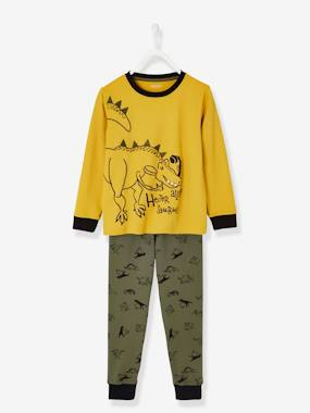 Vertbaudet Collection-Boys-Pyjamas for Boys with Relief Detail