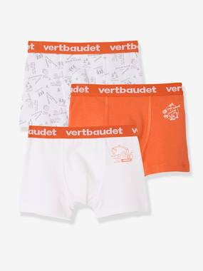 eef6f75e024e Black Friday-Boys-Underwear-Underpants & Boxers-Pack of 3 Stretch Boxer