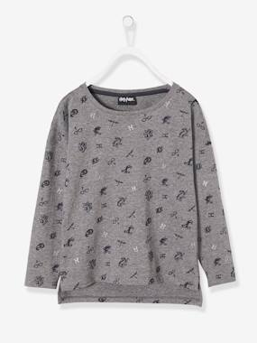 Winter collection-Girls-Tops-Harry Potter® Top with Print, for Girls