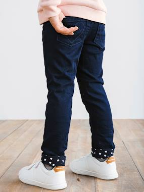 The Adaptables Trousers-NARROW Hip Slim Trousers for Girls