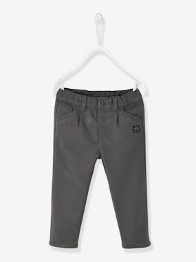 Indestructible Trousers-Indestructible Trousers with Lining for Baby Boys