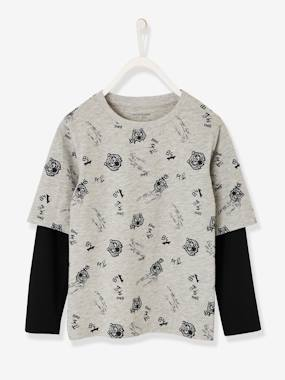 garcon-urbanjungle-2-in-1 Top for Boys