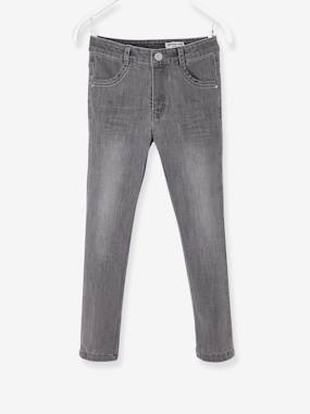Fille-Jean-Jean slim fille Morphologik tour de hanches MEDIUM