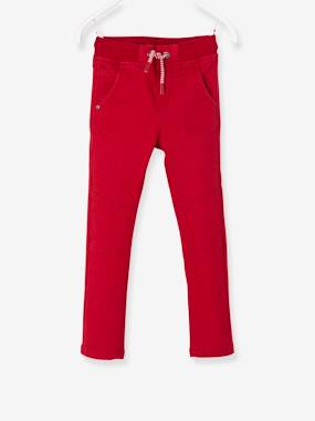 The Adaptables Trousers-Boys-WIDE Hip Slim Trousers for Boys