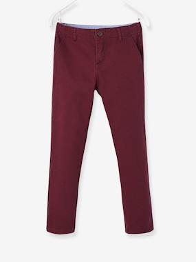 Vertbaudet Sale-Boys-Trousers-Chinos for Boys