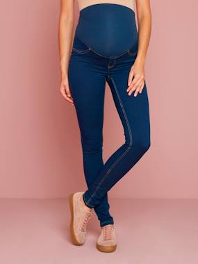 Maternity-Jeans-Denim-Look Maternity Treggings