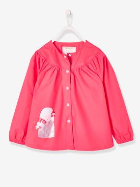 Customization - embroidery-Smock for Girls