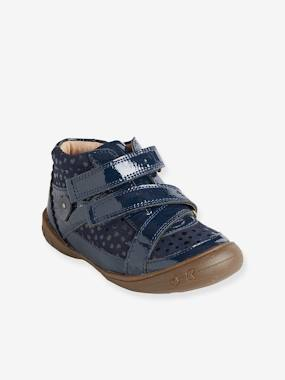 Chaussures-Bottines cuir fille collection maternelle