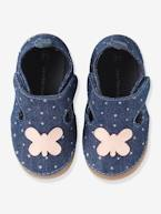 Girls Canvas Slippers  - vertbaudet enfant