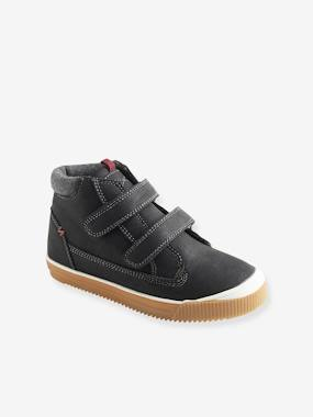 Vertbaudet Sale-Shoes-Boots with Touch 'n' Close Fastening for Boys
