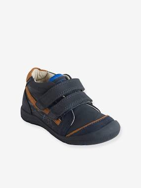 Vertbaudet Sale-Shoes-Boys Footwear-Boys' Touch 'n' Close Boots, Designed for Autonomy