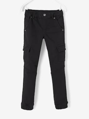garcon-urbanjungle-Cargo Trousers for Boys