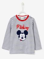 Long-Sleeved Sailor-Look Mickey® Top  - vertbaudet enfant