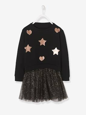 Girls-Dresses-3-in-1 Dress for Girls