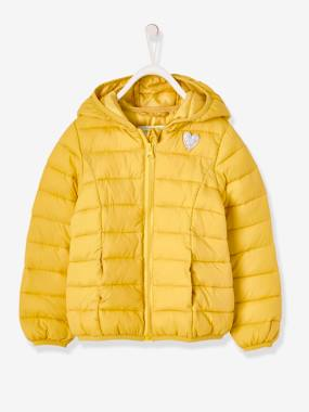 Mid season sale-Girls-Coats & Jackets-Light Padded Jacket with Hood, for Girls
