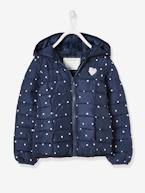 Light Padded Jacket with Hood, for Girls  - vertbaudet enfant