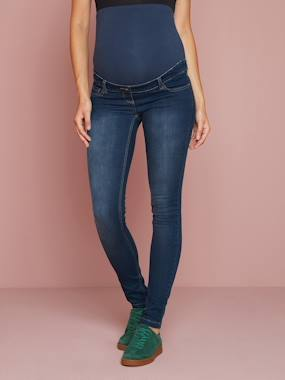 bas-Maternity Slim Stretch Jeans - Inside Leg 30""