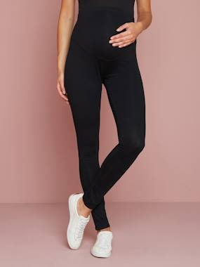 Vertbaudet Collection-Long Maternity Leggings