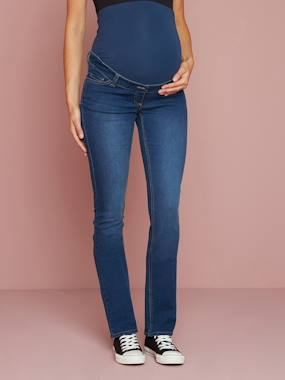 New collection preview-Maternity-Maternity Straight Jeans - Inside Leg 33""