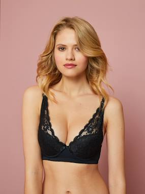 Maternity-Lace Nursing Bra