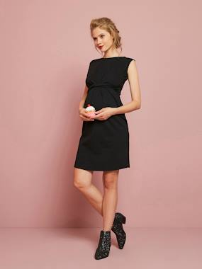 Vertbaudet Sale-Maternity-Maternity Occasion Dress