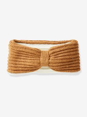 Girls-Accessories-Reversible Knit Hairband for Girls