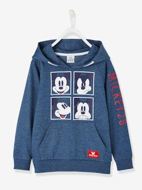 Summer collection-Boys-Cardigans, Jumpers & Sweatshirts-Mickey® Hooded Sweatshirt
