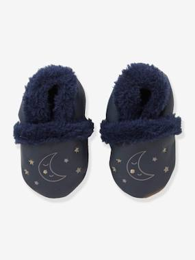 Shoes-Baby Footwear-Slippers & Booties-Soft Leather Shoes for Babies