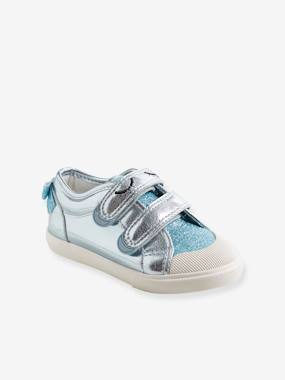 Dress myself-Girls'  Touch 'n' Close Trainers, Autonomy Collection