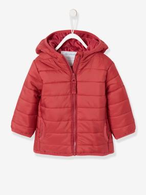 Vertbaudet Sale-Baby-Outerwear-Babies' Lightweight Jacket with Stylish Hood