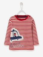 Striped T-Shirt for Baby Boys  - vertbaudet enfant