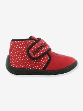 Minnie et Mickey-Chaussons scratchés fille Minnie®