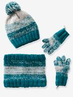 Boys' Beanie, Snood & Gloves/Mittens  - vertbaudet enfant