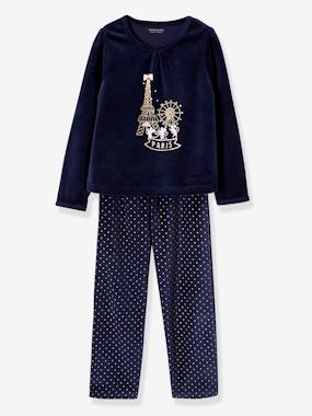 Winter collection-Girls-Velour Pyjamas for Girls