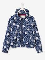 Jacket with Concealed Hood for Girls  - vertbaudet enfant