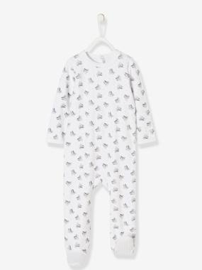 Baby-Pyjamas-Minnie® Velour All-In-One for Babies