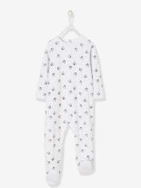 Baby-Pyjamas-Mickey® Velour All-In-One for Babies