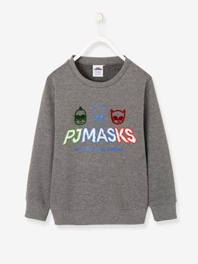 Summer collection-Boys-Cardigans, Jumpers & Sweatshirts-PJ Masks® Printed Sweatshirt for Boys