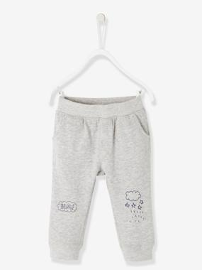 Baby-Trousers & Jeans-Baby Boys' Fleece Trousers