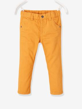 Baby-Trousers & Jeans-Baby Boys' Straight-Cut Trousers