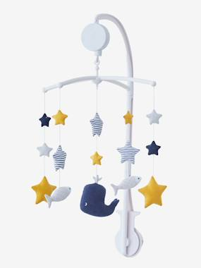Summer collection-Nursery-Musical Mobile Set, Fun Sailor
