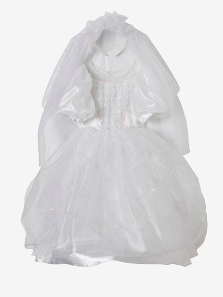 COSTUME WHITE BRIGHT SOLID WITH DESIGN - vertbaudet enfant