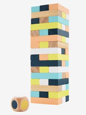 Toys-Wooden Tower of Hell