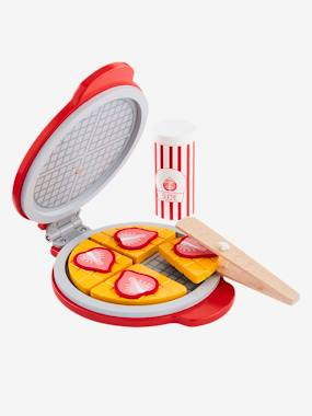 Toys-Kitchen Toys-Wooden Waffle Maker