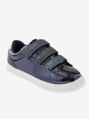 Schoolwear-Trainers with Touch 'n' Close Fastening for Girls