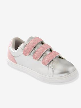 Happy week-Trainers with Touch 'n' Close Fastening for Girls